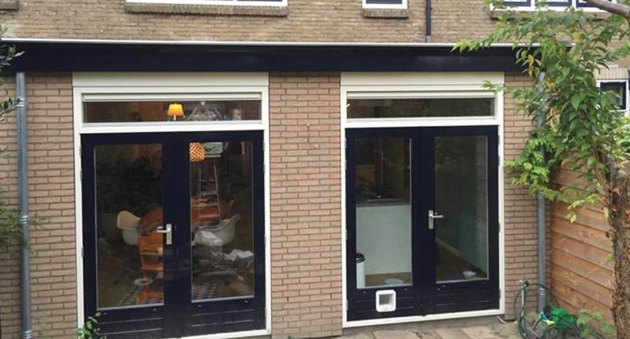 Doors Uitbouw Keuken : Prefab aanbouw uitbouw nodig hg bouwtechniek jaar ervaring